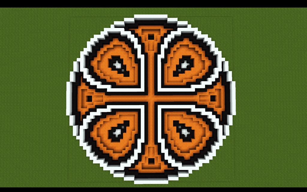 Random Circle Minecraft Project