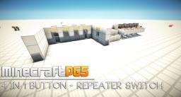 4 in 1 Button with repeater switch - Minecraft Minecraft Map & Project