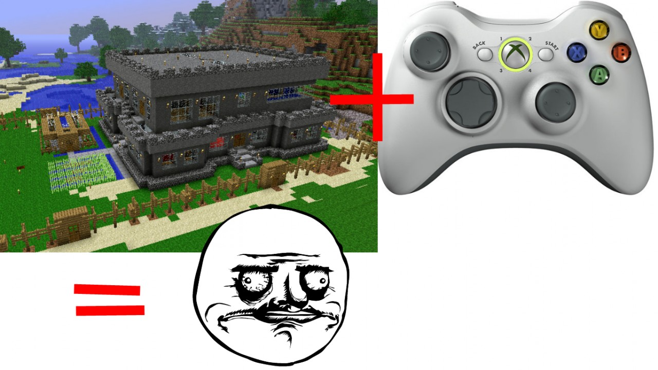 How to play minecraft with an xbox one controller on the pc youtube.