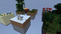 9C9B - Nine Chunks, Nine Biomes Minecraft