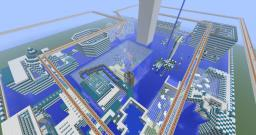 Pool Parkour 2! [CHALLENGE MAP] Minecraft Map & Project