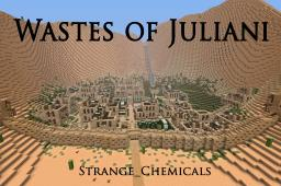Wastes of Juliani [Discontinued] Minecraft Project