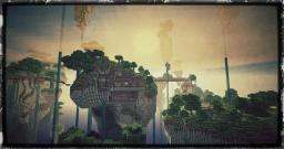 The Floating Islands Minecraft Project