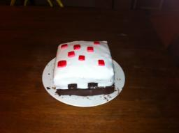 Minecraft Cake!~~Cakin Bake~~ Minecraft Blog