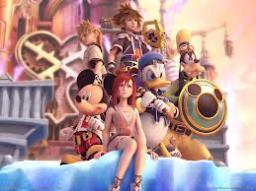 Kingdom Hearts Mod 1.3.2 End