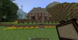 Planetary Homes: Cottage Minecraft Map & Project
