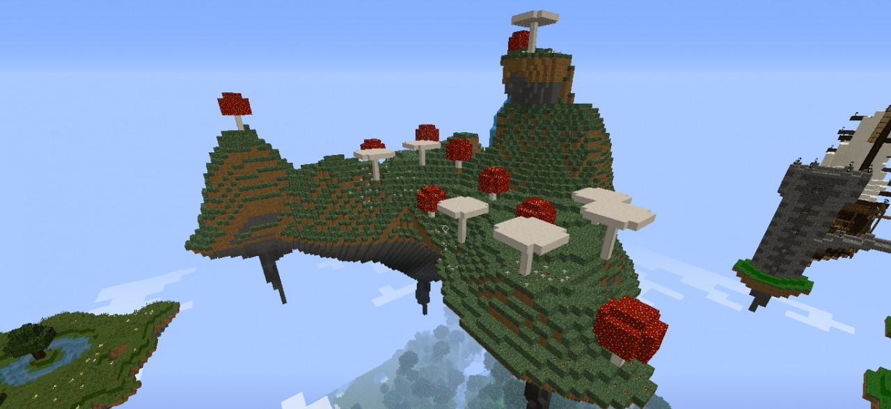 one of our largest mooshroom islands
