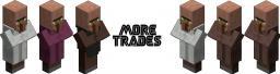 More Trades Mod Minecraft Mod
