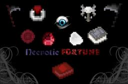 Necrotic Fortune - (Starting from scratch, suggestions would be helpful!) - (Nothing Released Yet) Minecraft Mod