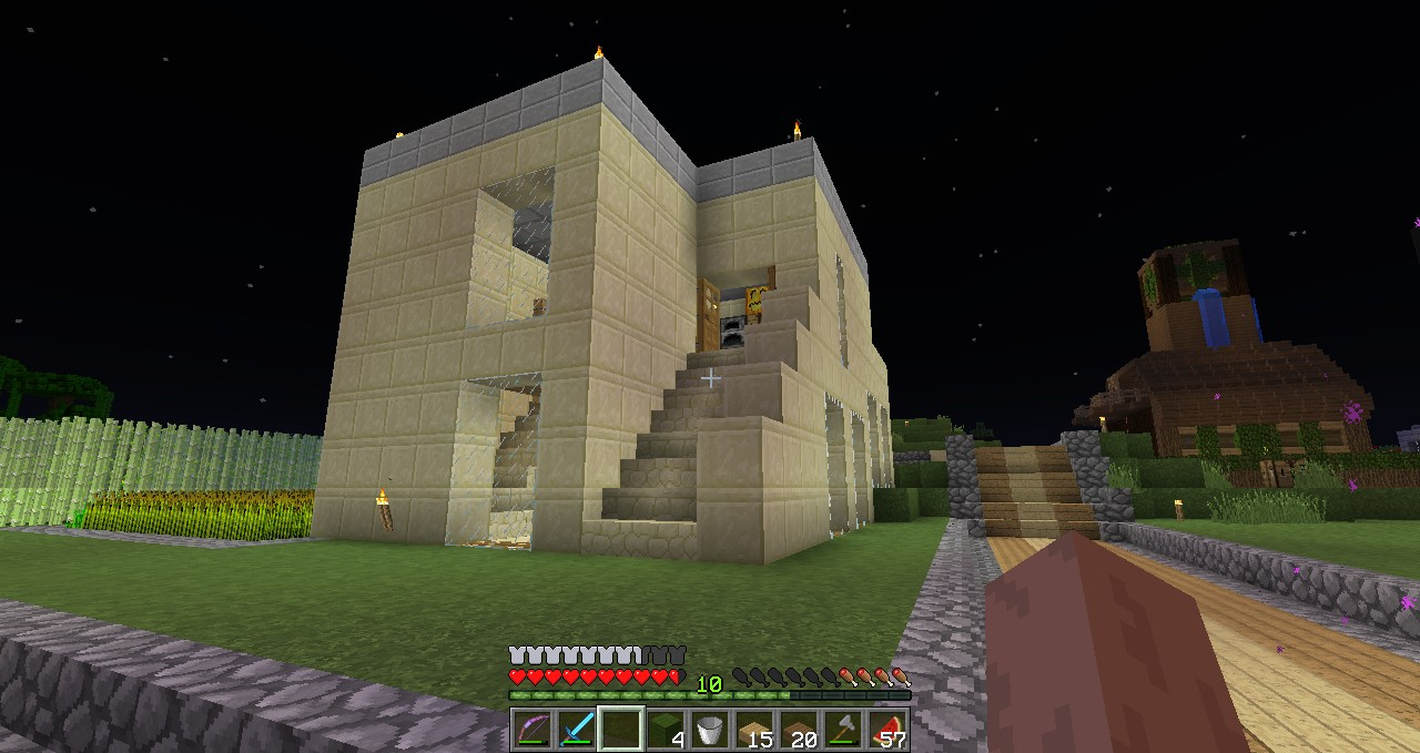 Another of the buildings a member has built!