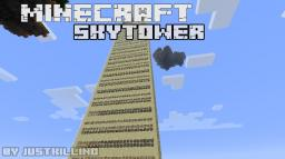 SkyTower [Sky Limit Project] Minecraft Map & Project
