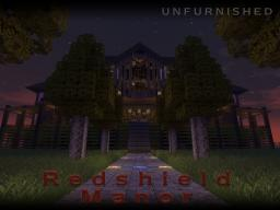 Redshield Manor Minecraft Map & Project