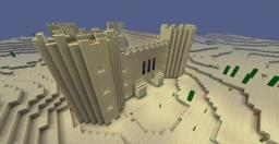 Sandcastle Minecraft Map & Project