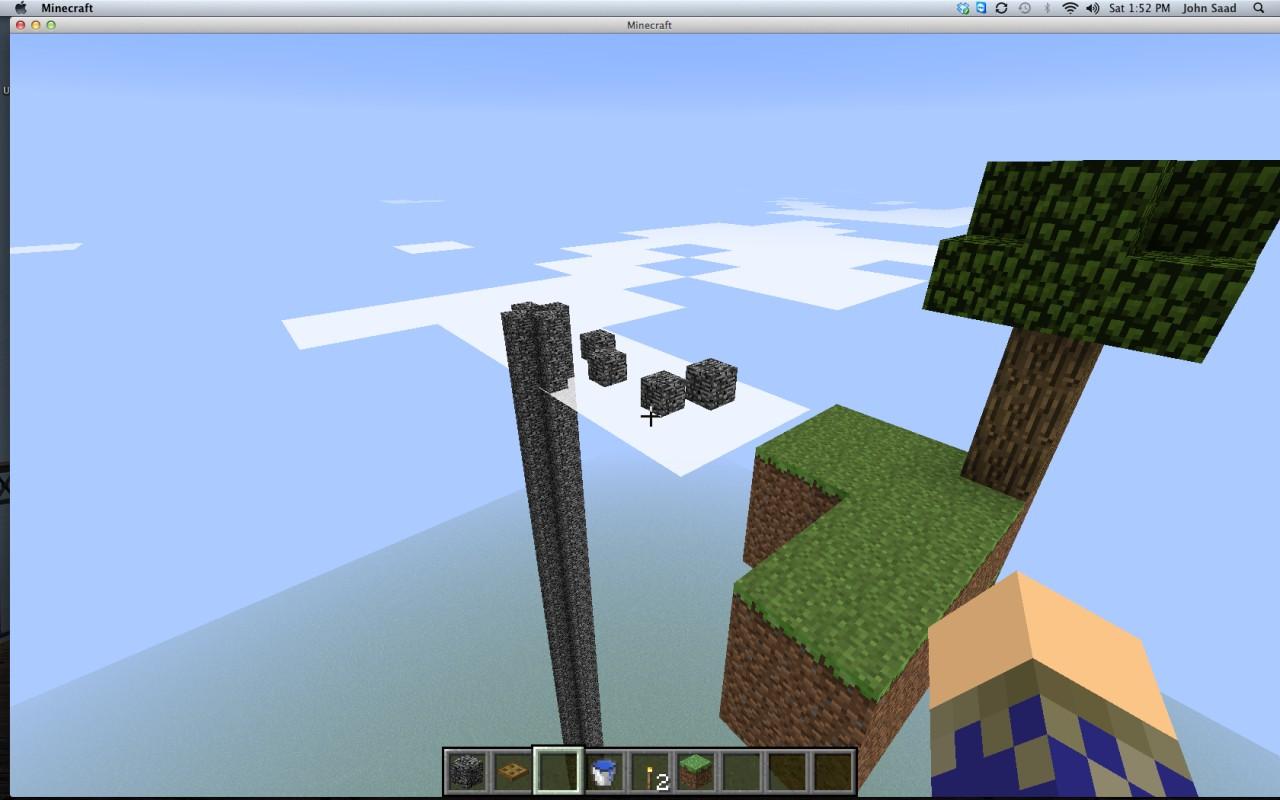 Funny new Idea Minecraft Blog