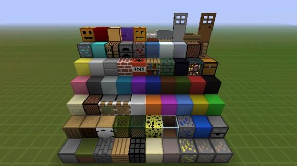 FPS+++ 1.3.2BETTER Minecraft Texture Pack
