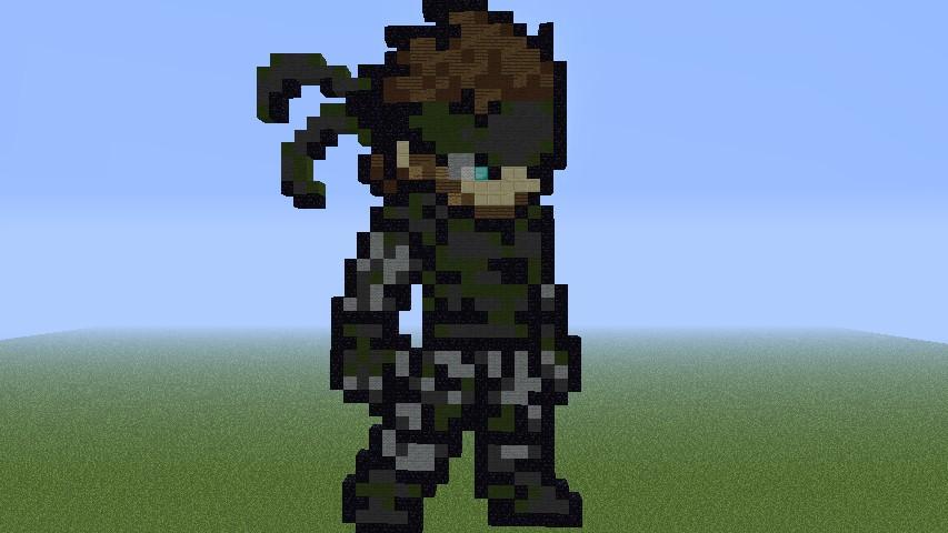 Pixelate Minecraft Project