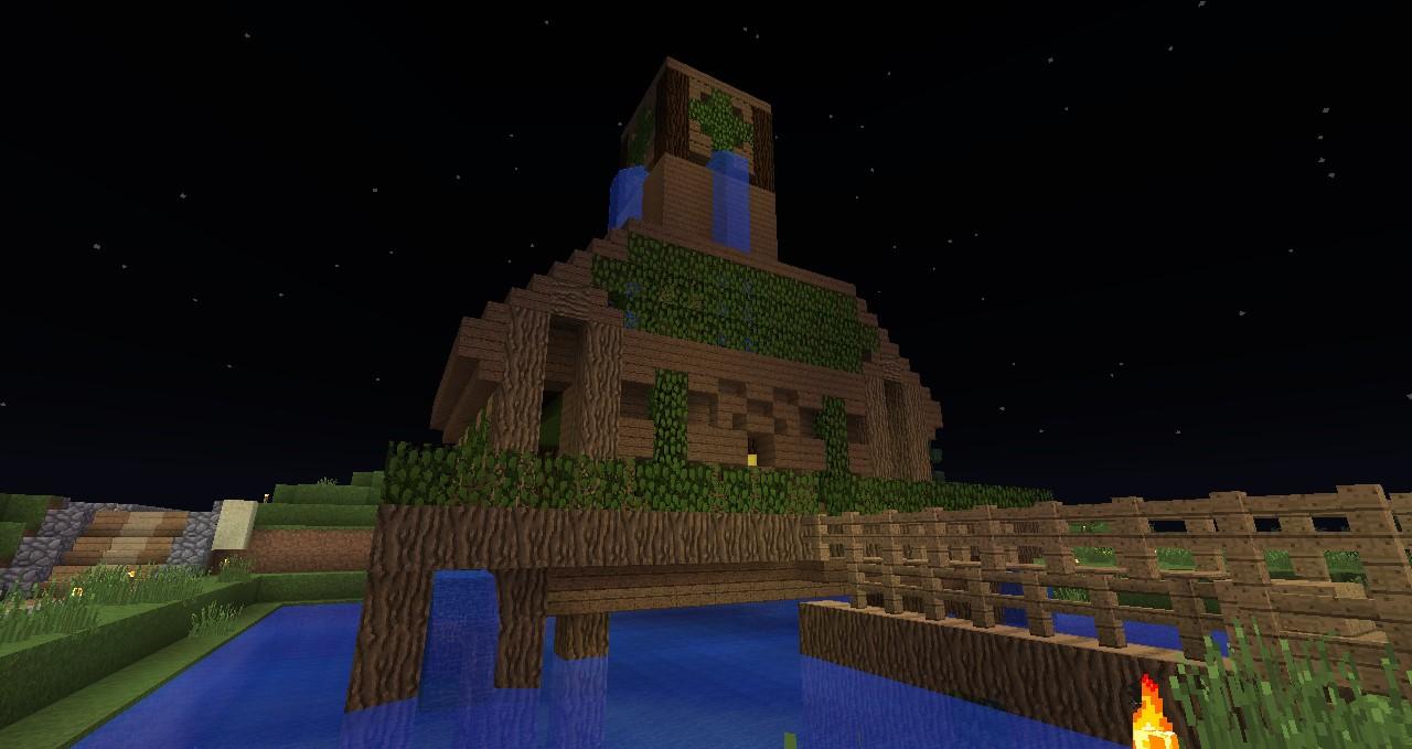 The Temple of Mojang!