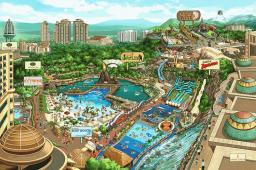 Theme Park Concept! Yes or No? Minecraft