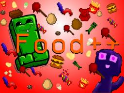 Food++ [1.3.2] DISCONTINUED Please use Content++ Minecraft