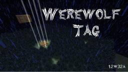Minecraft Werewolf Tag for 12w32a Minecraft Map & Project
