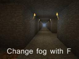 Fog Button Mod | 1.4.7 Minecraft Mod