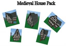 Medieval House Pack By Bram 117 Minecraft Map & Project