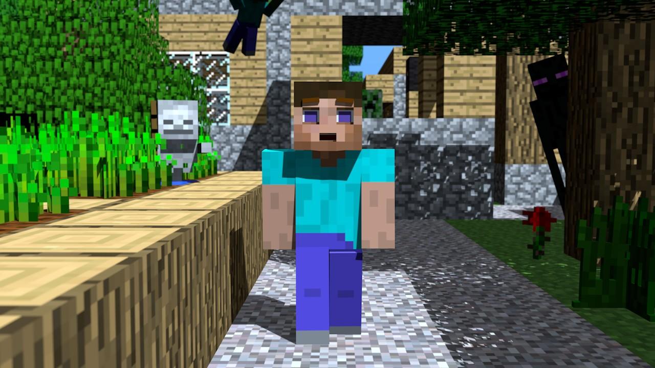 3d Minecraft 3d model maker