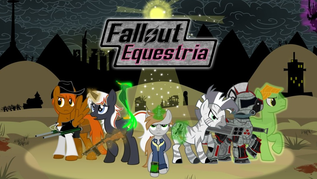 Fallout Equestria Skin Pack Minecraft Project
