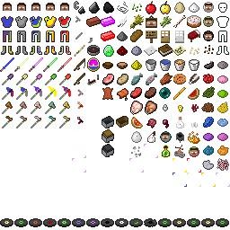 King Hero Brine's World (Rfge's) Minecraft Texture Pack