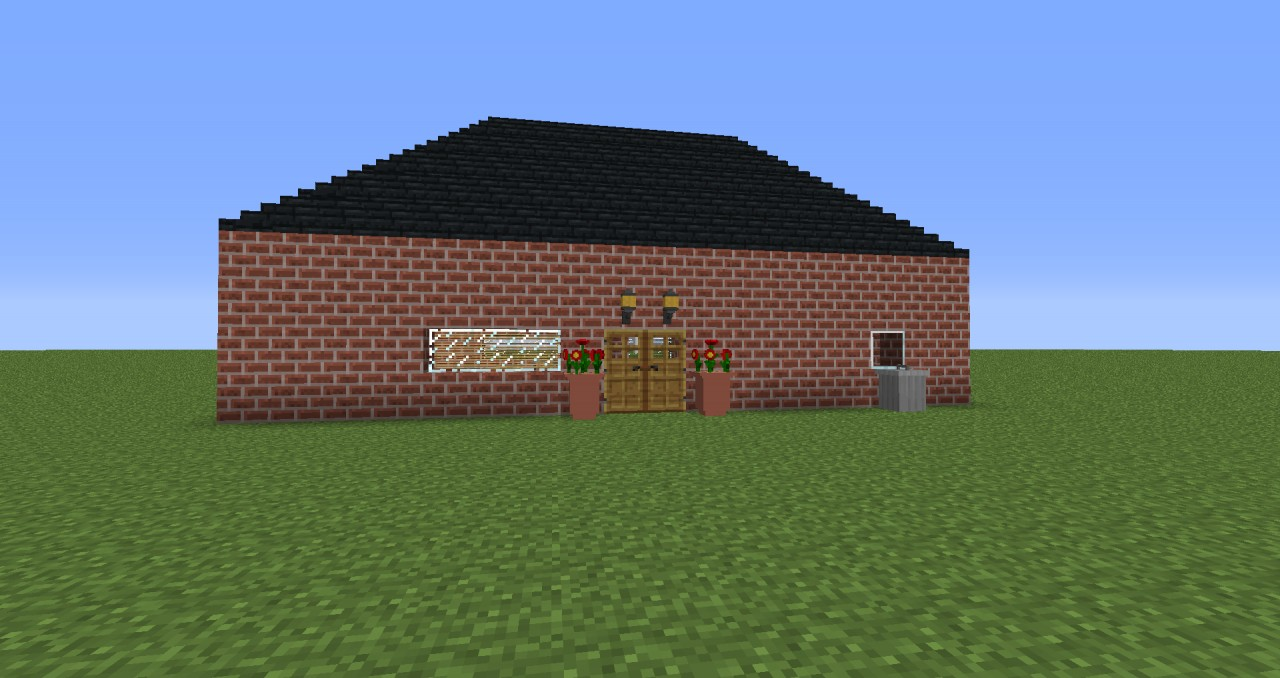 Jammy furniture house 145 UPDATED no bugs Minecraft Project