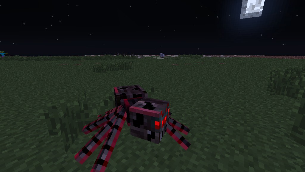 Wolfgang798's custom mobs Minecraft Texture Pack