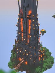 Steve's Evil Tower of Ominousness [sky limit contest]