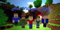 New Villagers Mod ( Need MCPatcher ) Minecraft Mod