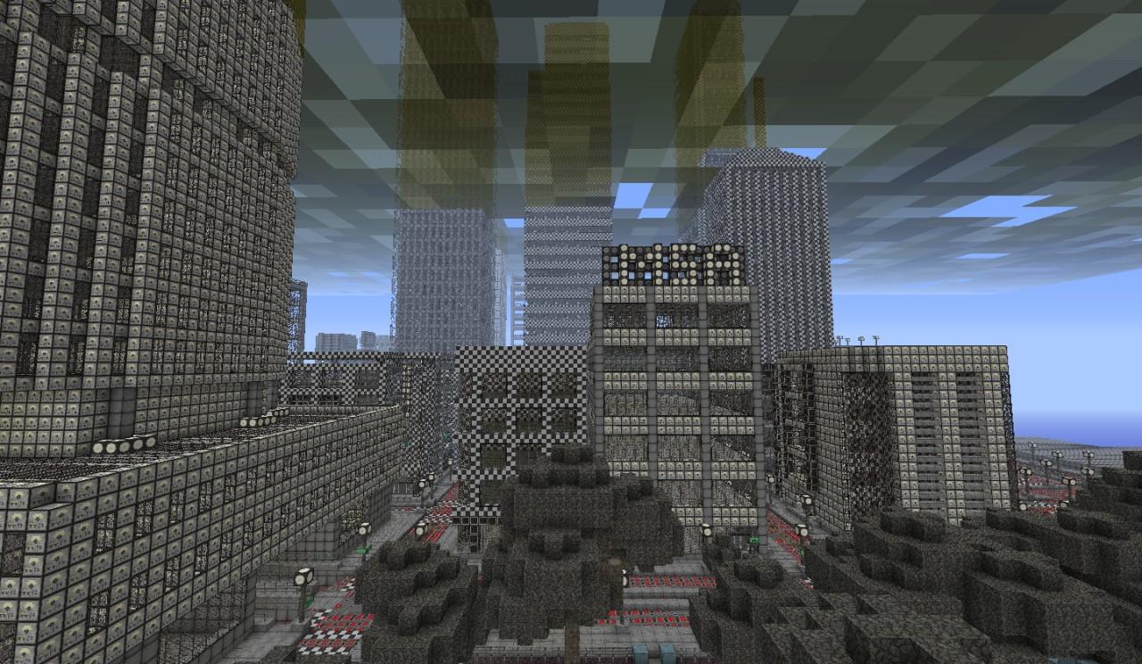 Zombie Survival Apocalypse Minecraft Server