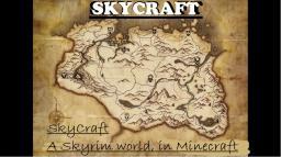 SkyCraft   -A Skyrim world in MineCraft- Minecraft