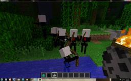 Slendercraft Mob Pack Minecraft Texture Pack