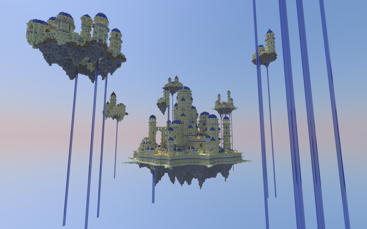 Minecraft Sky City Sky-city-1303835Floating City In The Sky Minecraft