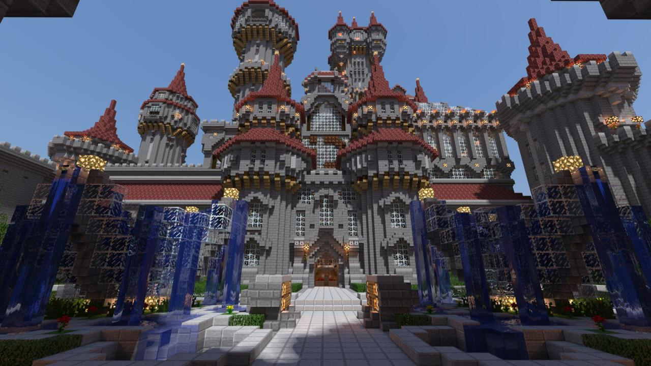 Image Result For Minecraft Interior Design Ideas Water