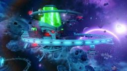 The Nefarious Space Station Minecraft Map & Project