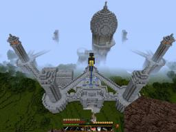 Enderman Castle Minecraft Map & Project