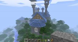 Hagburg Castle Minecraft Map & Project