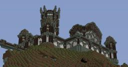 Castle Haukvekter Minecraft Project
