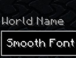 Free to use 32x and 64x HD Fonts! Minecraft