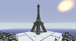 Eiffel Tower - EarthRealm, Charede Minecraft Map & Project