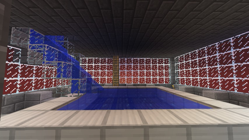 Sky limit adventure resort minecraft project - The sky pool a deluxe adventure ...