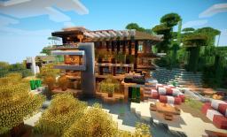 Villa Maldiva -True Luxury- Minecraft