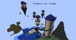 airtemple on a tekkit server! Minecraft Project