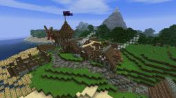 Falconworth Minecraft Map & Project