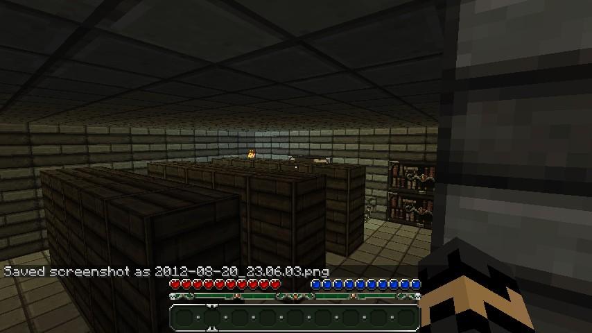 The Cellar Itself