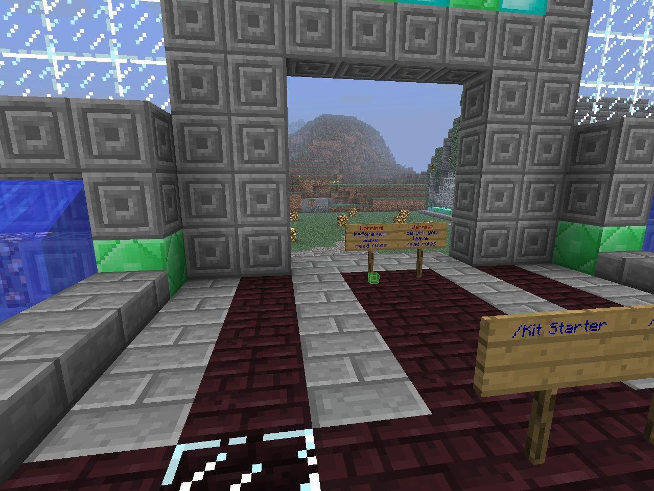 Legacy craft! PvP/Raid Minecraft Server